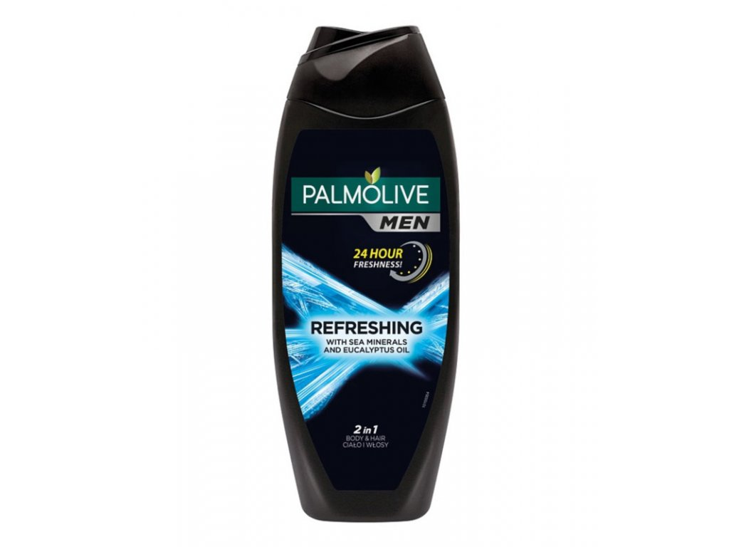 PALMOLIVE For Men Refreshing Blue sprchový gel (50 ml)