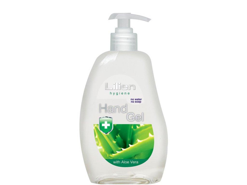 Lilien antibakterialni dezinfekcni gel 500 ml