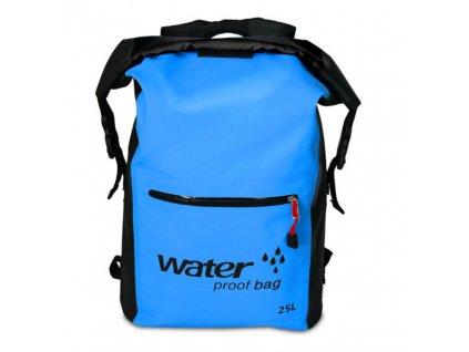 water vodeodolny skladaci batoh 25 litru 2