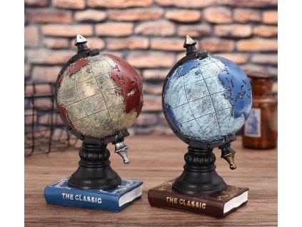 keramicka kasicka na penize globus 14