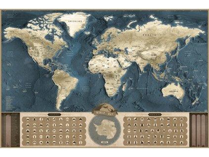 deluxe stiraci mapa sveta s darkovym tubusem xl (3)