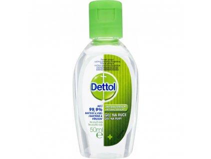 dettol antibakterialni gel na ruce 50 ml