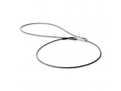lifeventure zamek s lankem sliding cable lock 2 m (2)