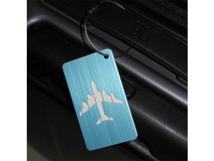 visacka na kufr modra 1