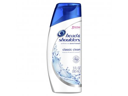 Head & Shoulders Classic Clean šampon Proti Lupům (90 ml)