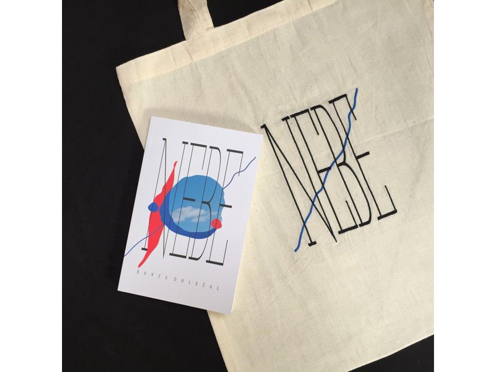Kniha + plátěná taška