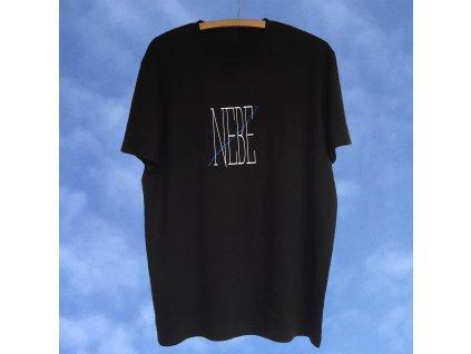 Triko NEBE / černé