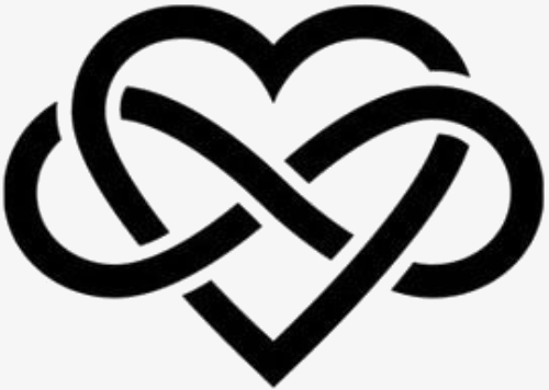 uzel-srdce-nekonecno-sede