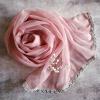 Něžný svatební / společenský šál   výběr barev