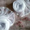 Sety šálů pro mamku a dcerku / nevěstu a družičku