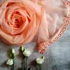 Něžná svatební / společenská šálka   výběr barev