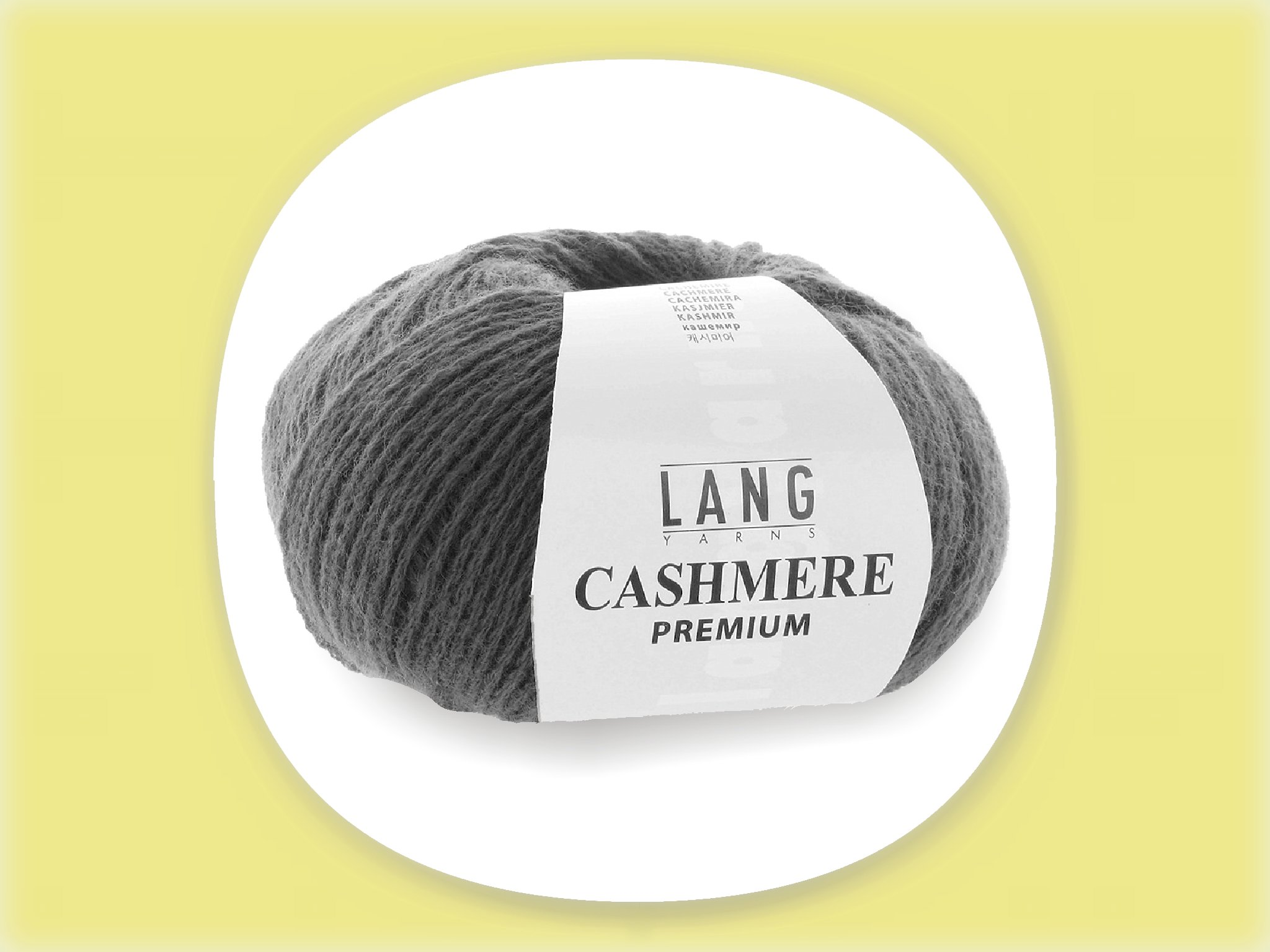 LANG Cashmere Premium