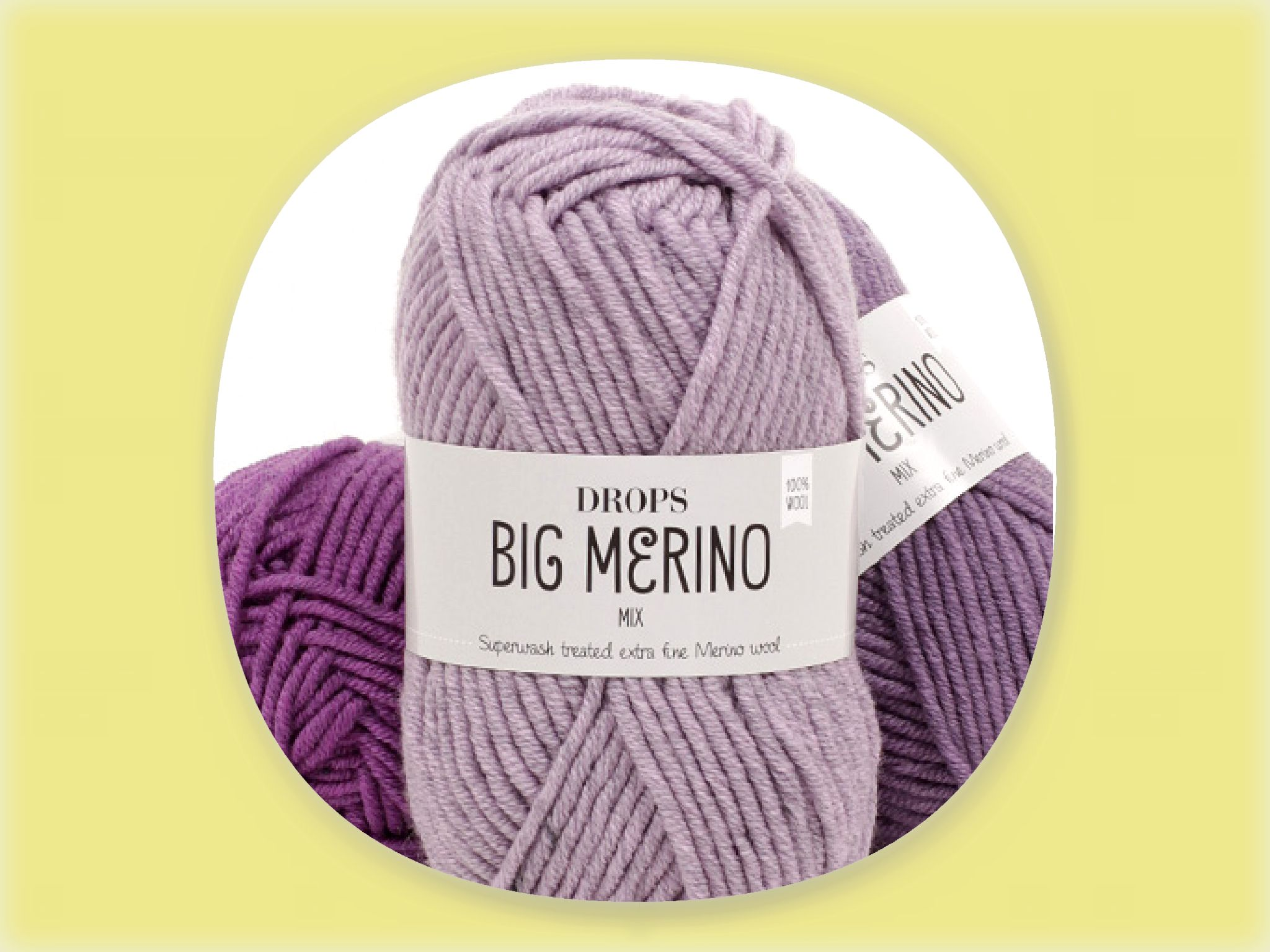 DROPS Big Merino Mix