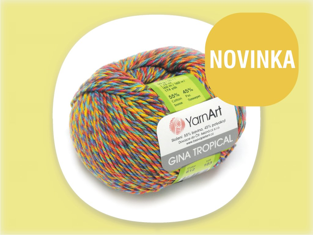 YarnArt Gina Tropical