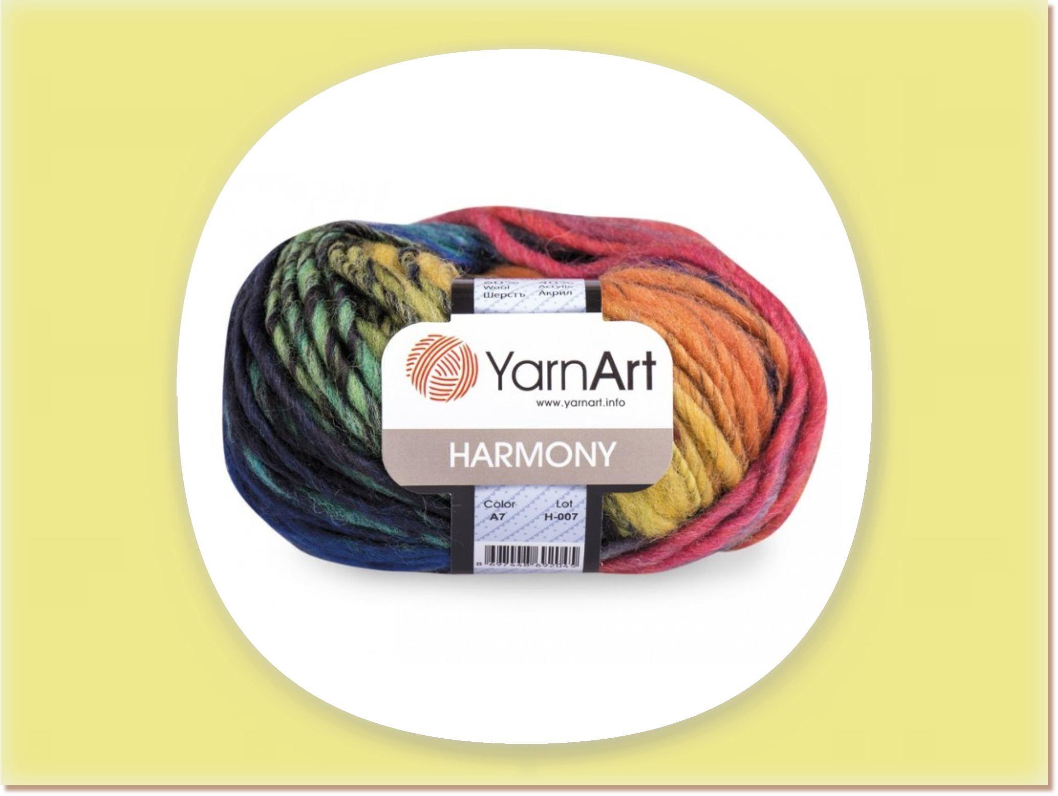 YarnArt Harmony