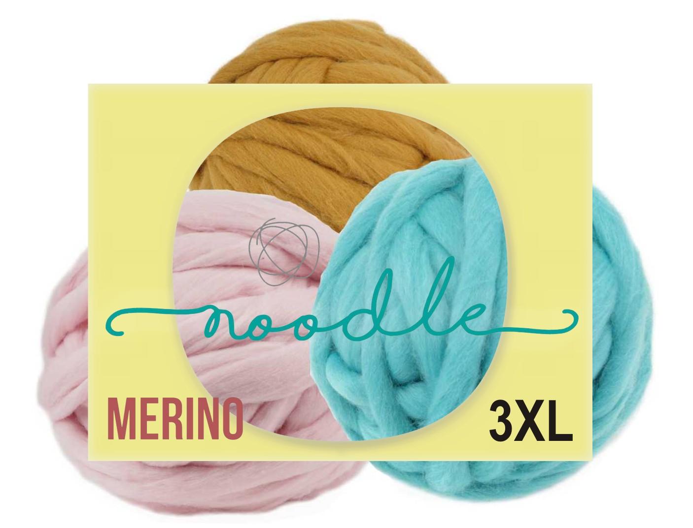 3XL Noodle Merino
