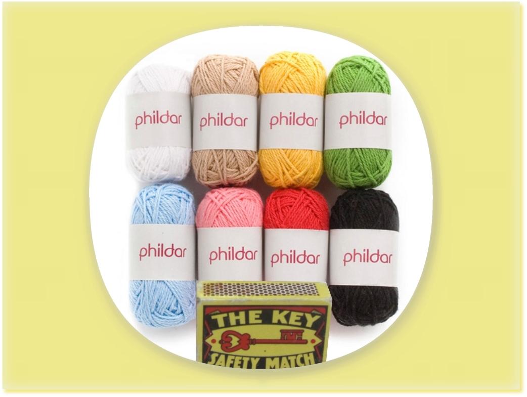 Phildar Mini-pelotes