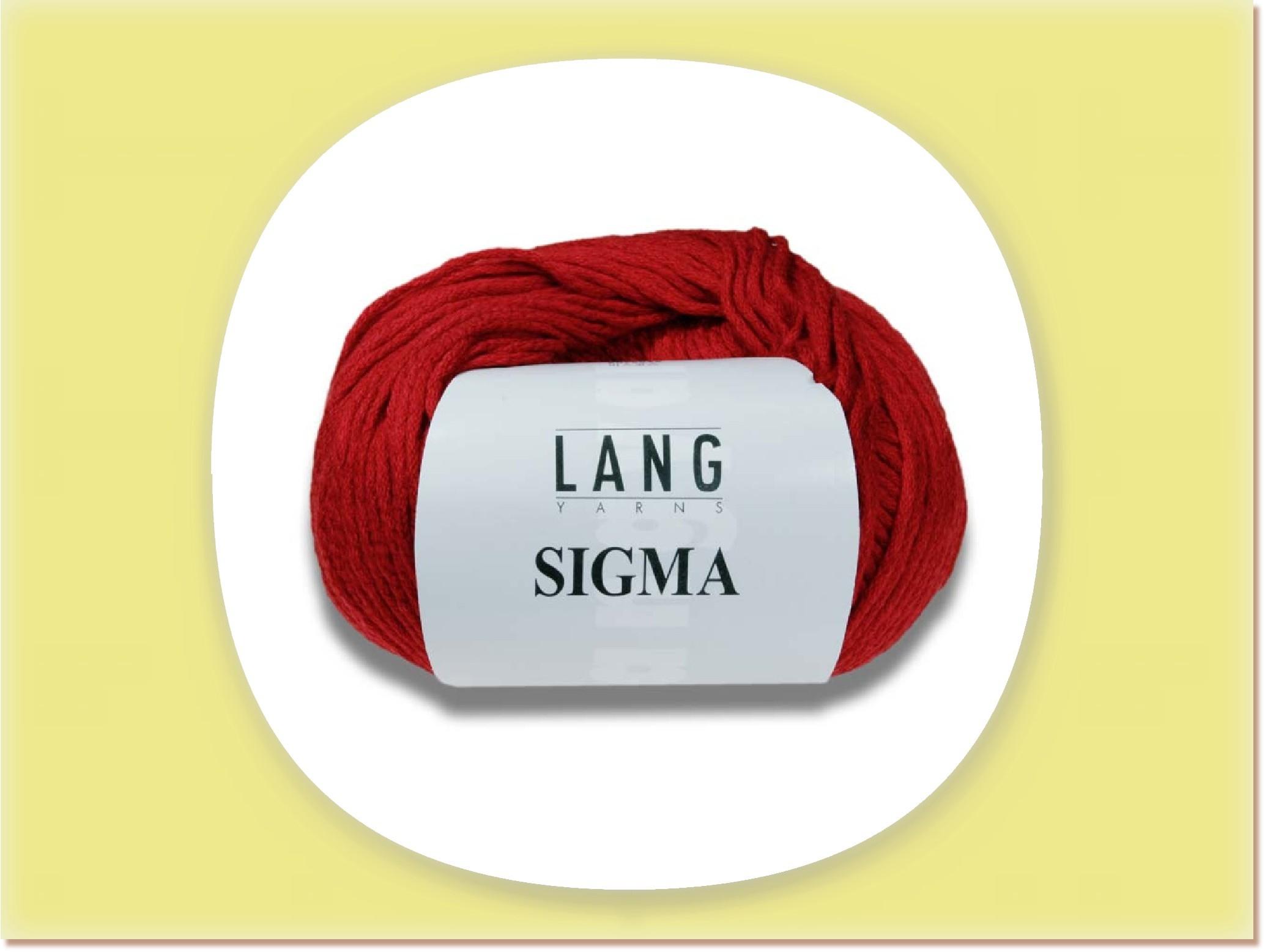 LANG Sigma - doprodej!