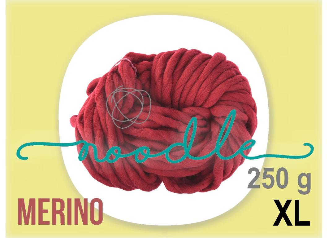 XL Noodle Merino 250g