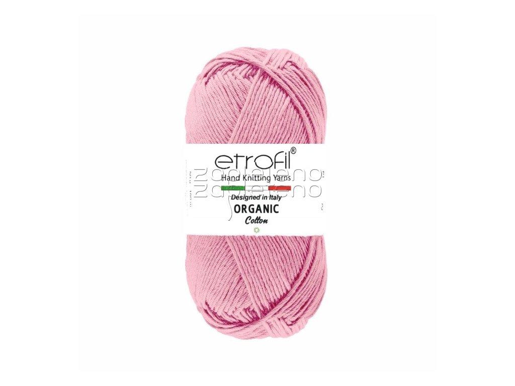 organic cotton EB002 svetla serikova
