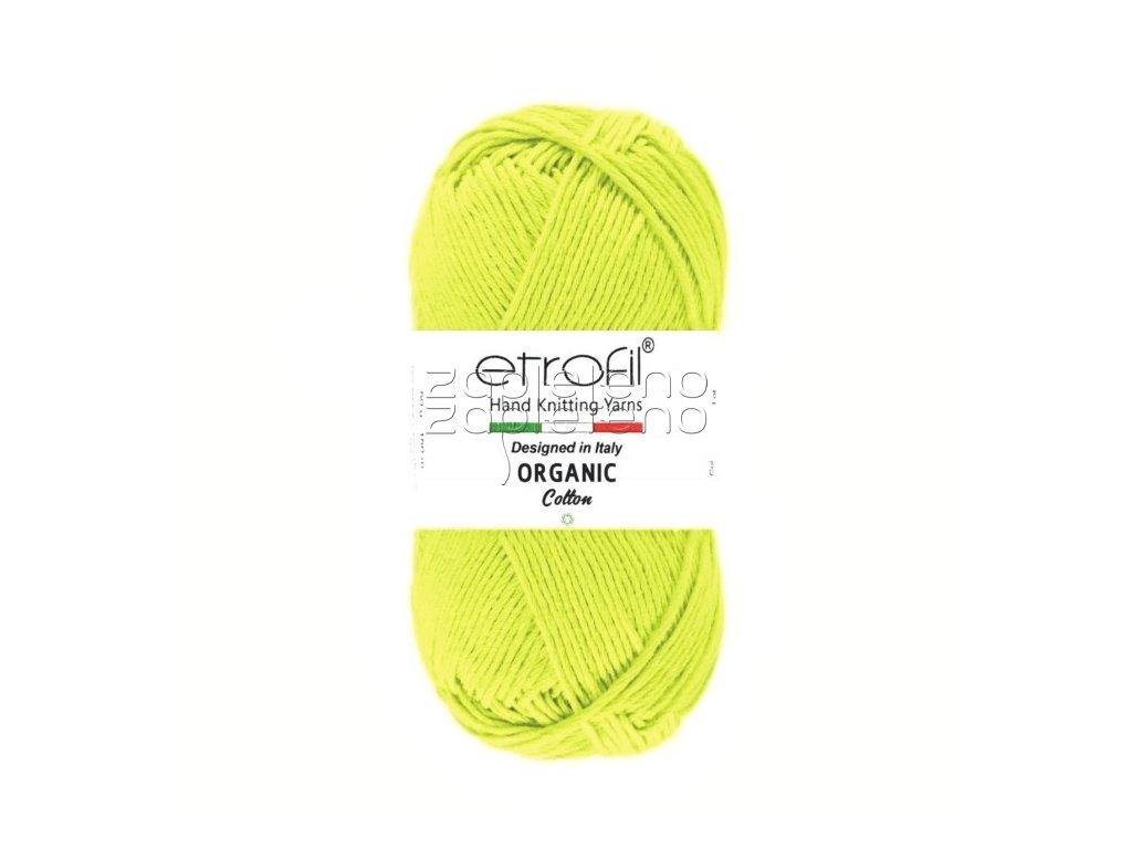 organic cotton EB008 citronova