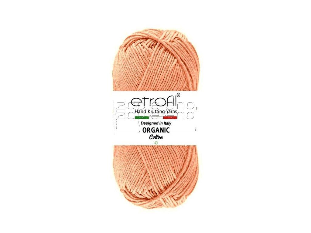 organic cotton EB031 staroruzova
