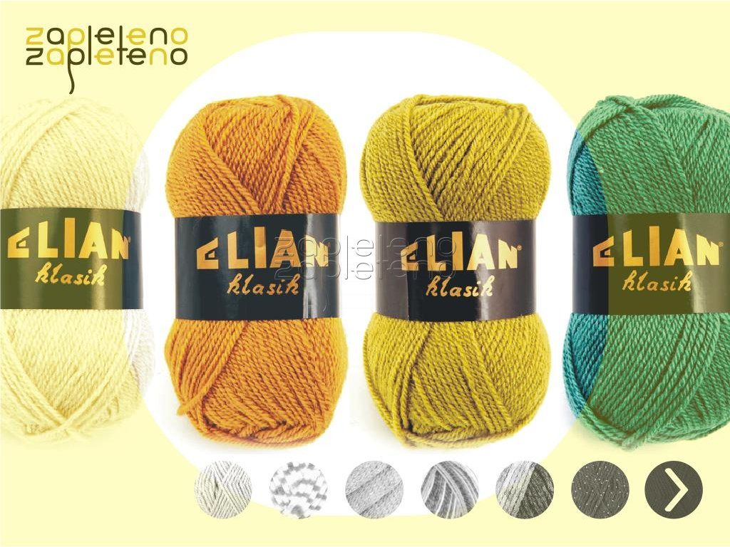 Elian Klasik VSV Zapleteno
