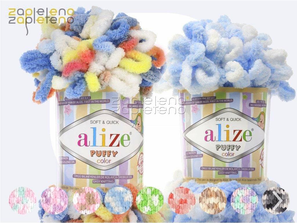 Puffy color Alize Zapleteno