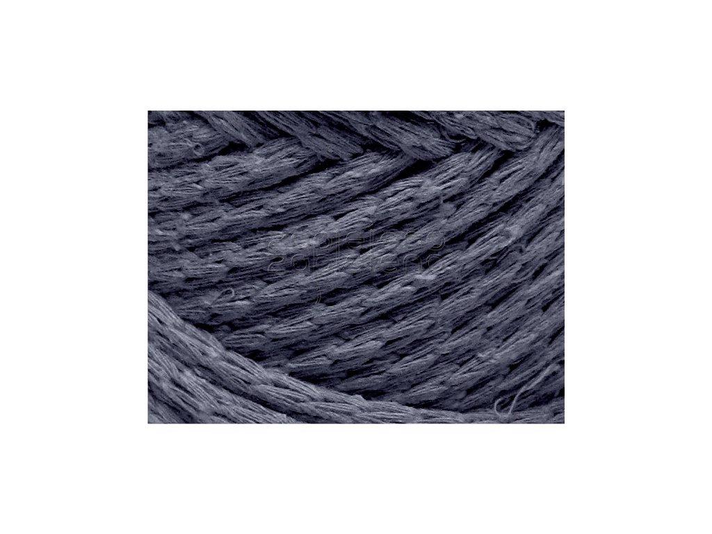 Cord Yarn modroseda 34