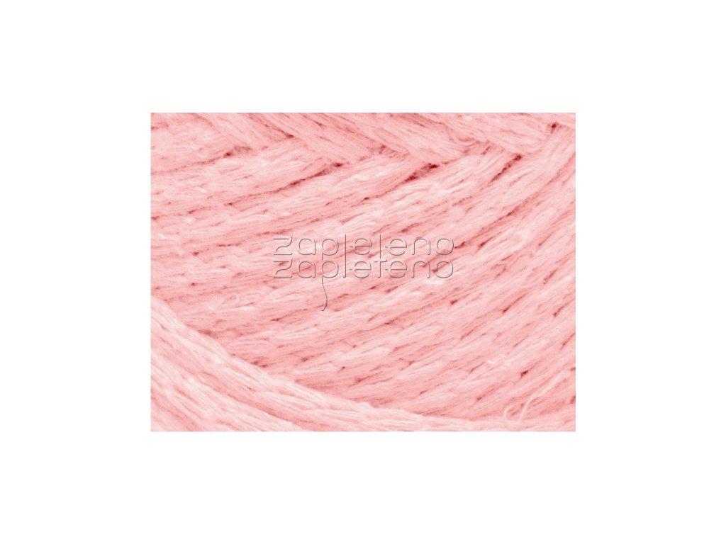 Cord Yarn svetle ruzova 04