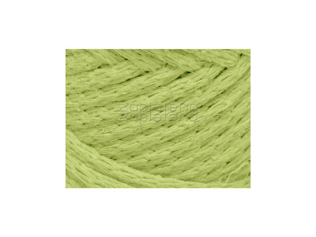 Cord Yarn svetla olivova 42