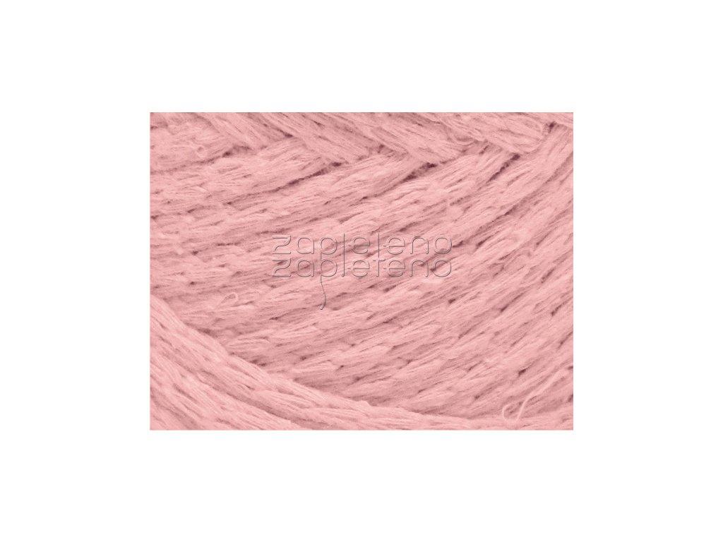 Cord Yarn ruzovo fialova 25