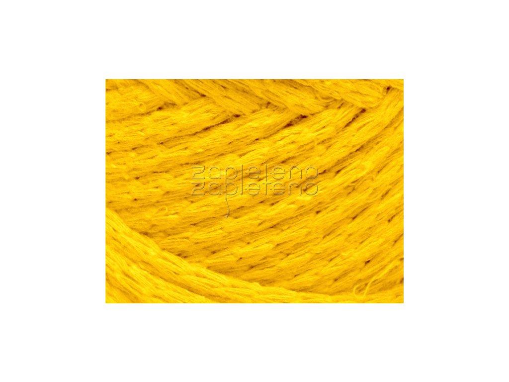 Cord Yarn 08 syte zluta