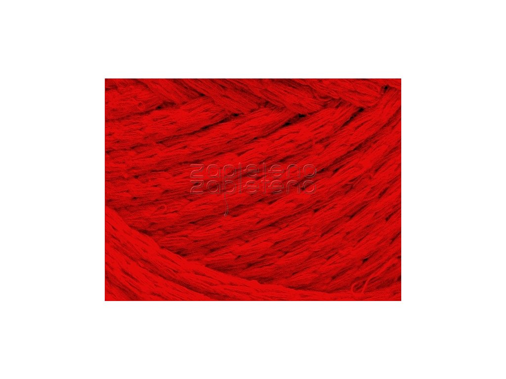 Cord Yarn 16 cervena