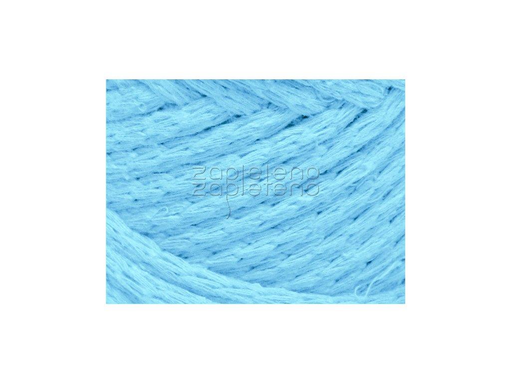 Cord Yarn 43 modra tyrkysova