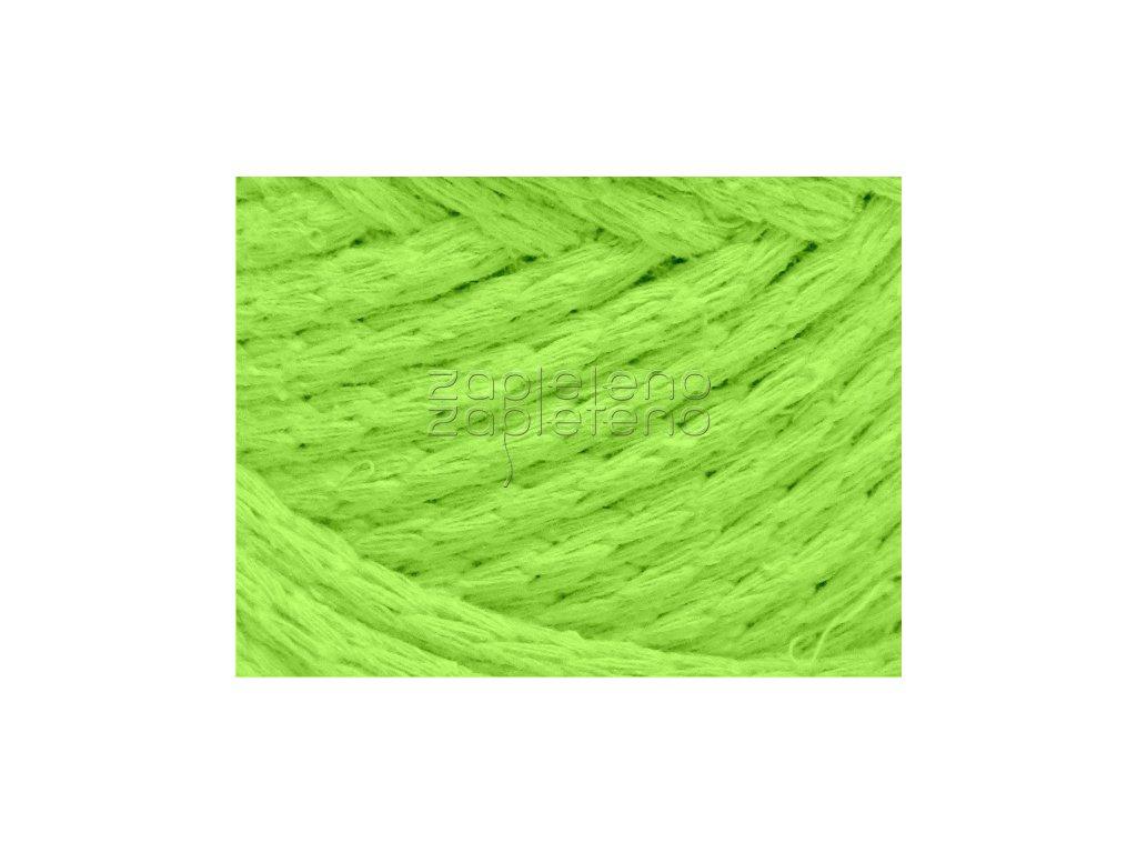 Cord Yarn 22 zelena jarni