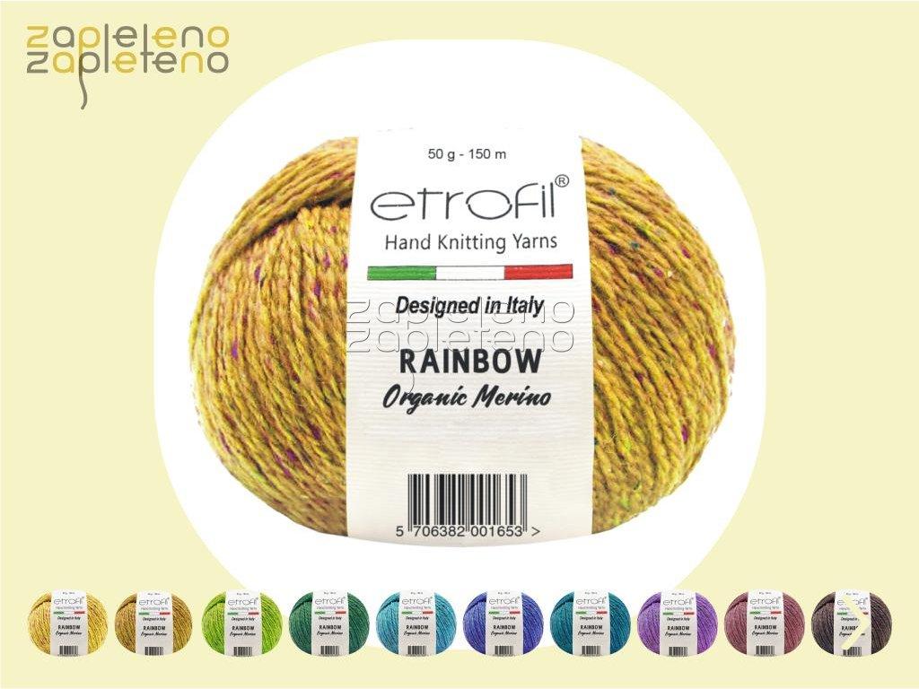 Rainbow Etrofil Zapleteno