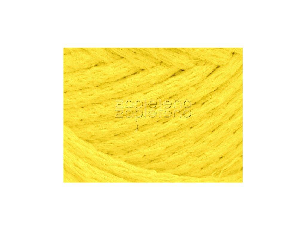 Cord Yarn 08 zluta jasna