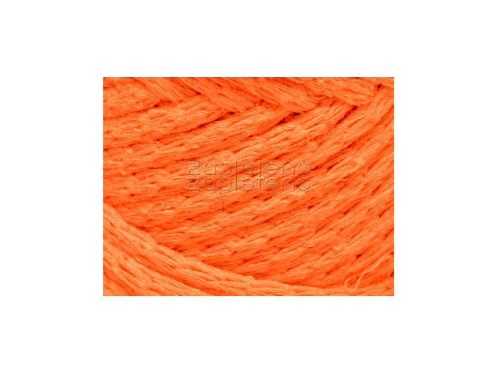 Cord Yarn 18 oranzova