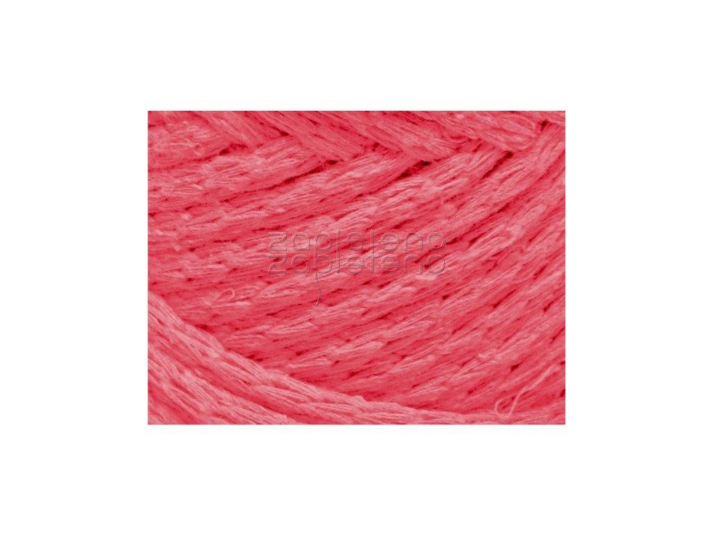 Cord Yarn 06 tmava ruzova