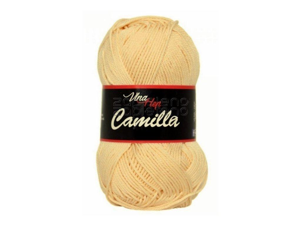 Camilla VH 8204 - světlá broskvová