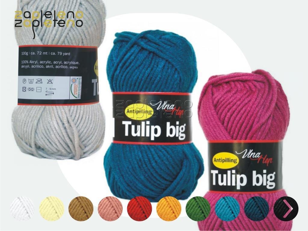 Tulip Big Vlna Hep Zapleteno