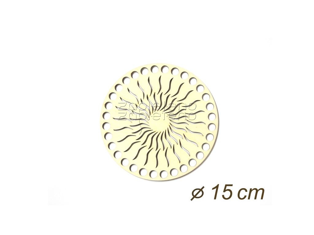 Viko kruh slunce 15cm
