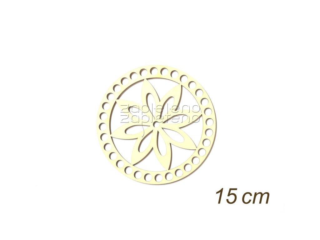 Viko kruh kvet 15cm