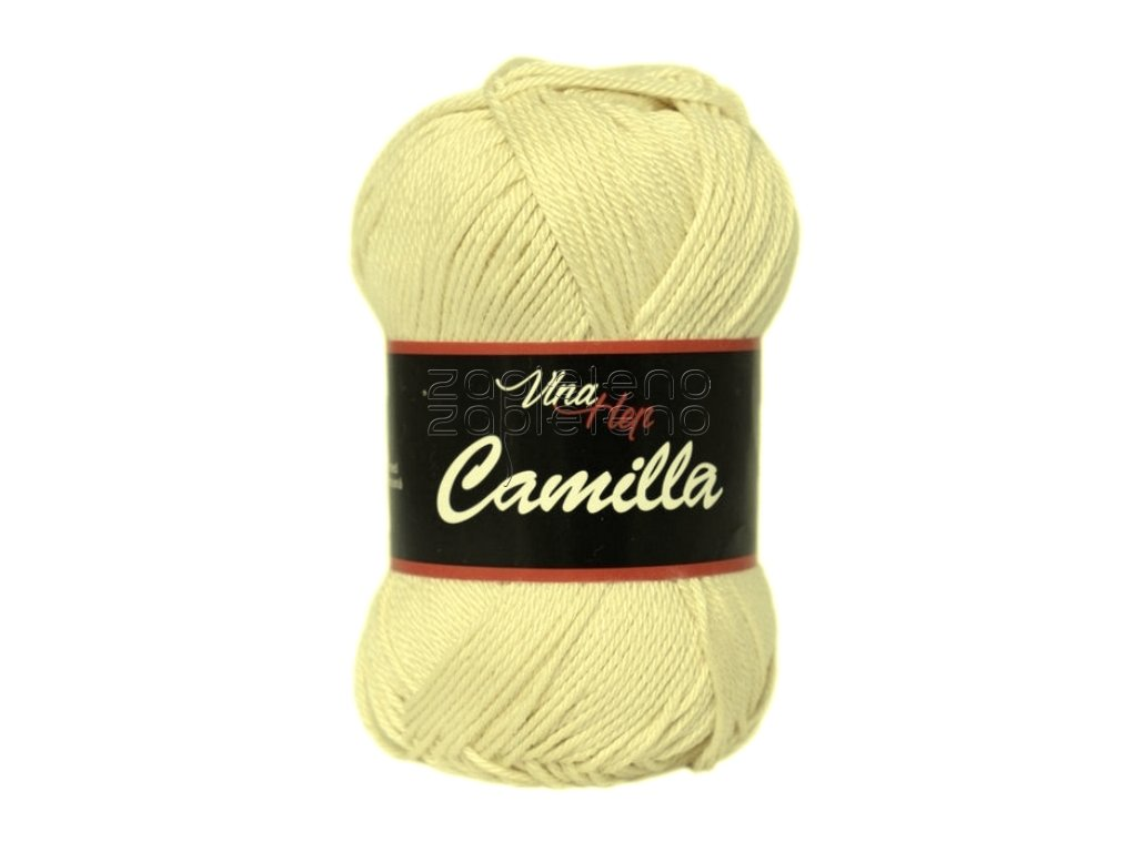 Camilla VH 8173 - krémová