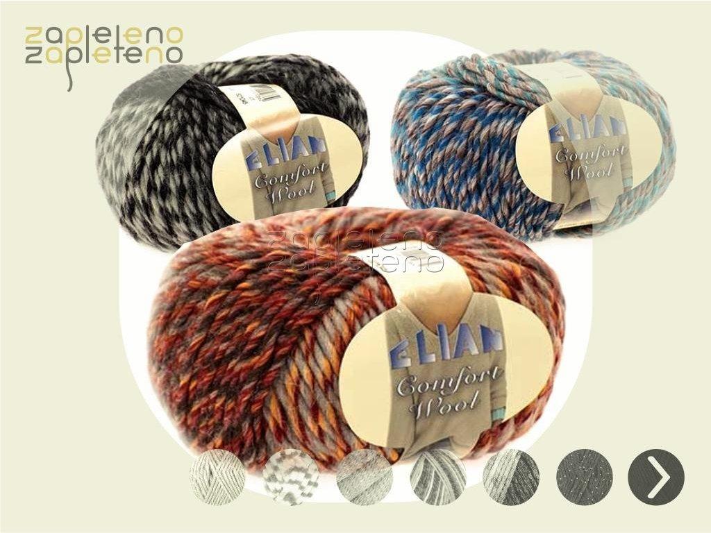 Comfort Wool Elian Zapleteno