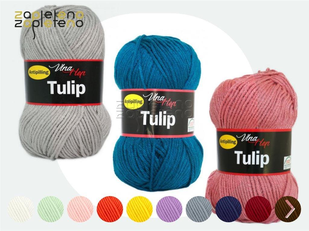 Tulip VlnaHep Zapleteno