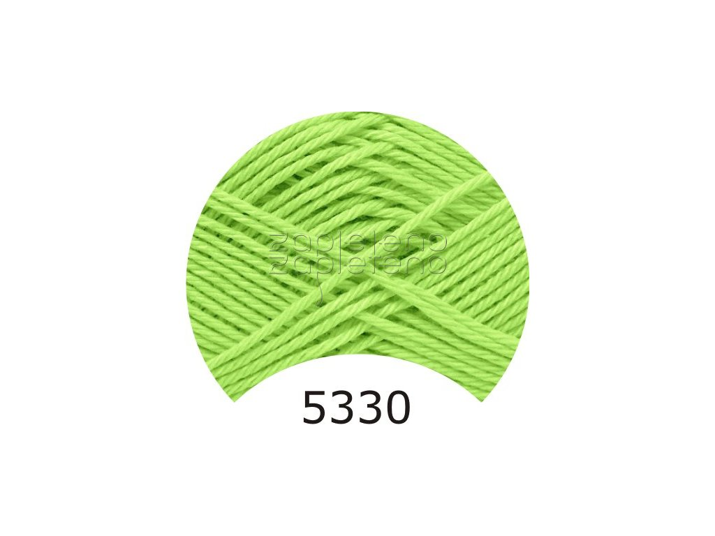 camilla 5330 svetle zelena