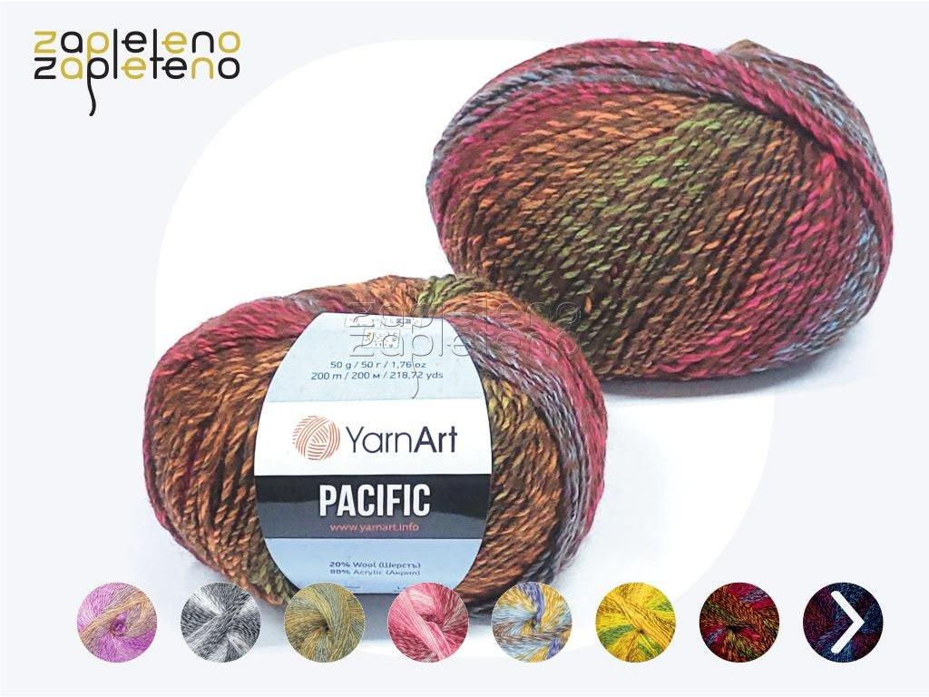 Pacific YarnArt Zapleteno