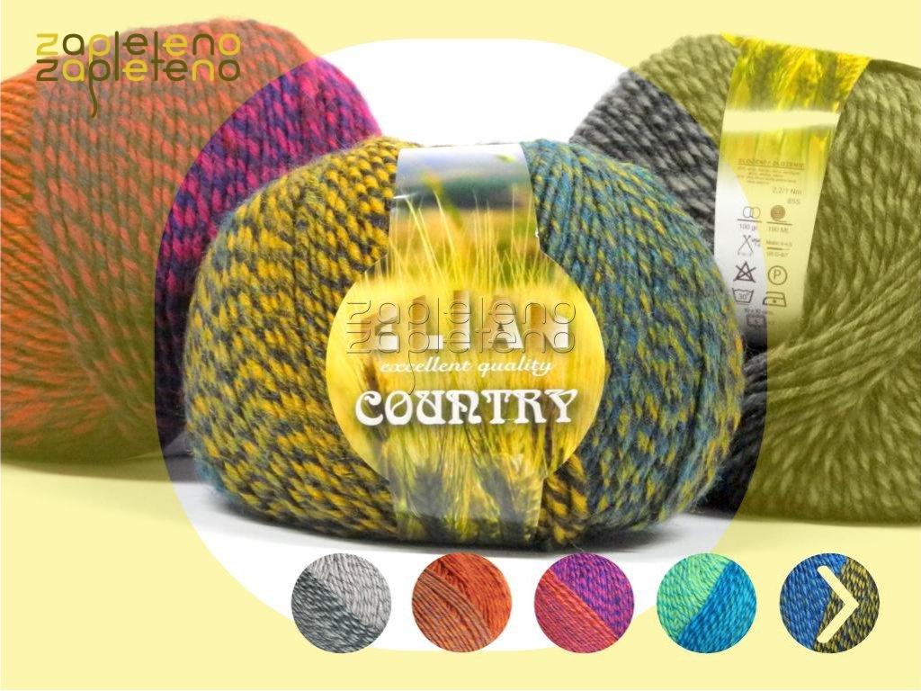 Elian Country VSV Zapleteno